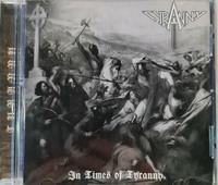 Tyranny  – In Times Of Tyranny (CD, new)