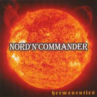 Nord 'n' Commander – Hermeneutics (CD, new)