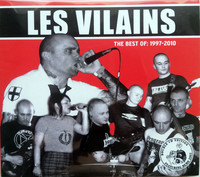 Les Vilains – The Best Of: 1997-2010 (CD, new)