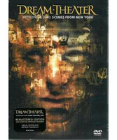 Dream Theater – Metropolis 2000: Scenes From New York (DVD, used)