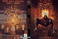Root  – Deep In Root (DVD, used)