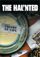 The Haunted – Caught On Tape (DVD, used)