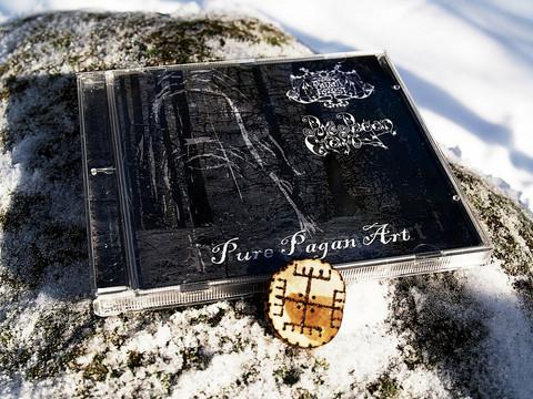Pagan Forest / Pure Pagan Craft – Pure Pagan Art (CD, uusi)