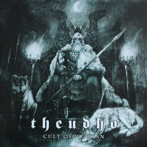 Theudho – Cult Of Wuotan (CD, new)