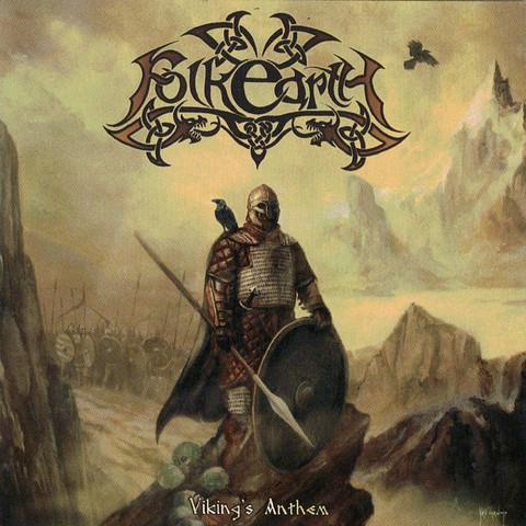 Folkearth – Viking's Anthem (CD, new)