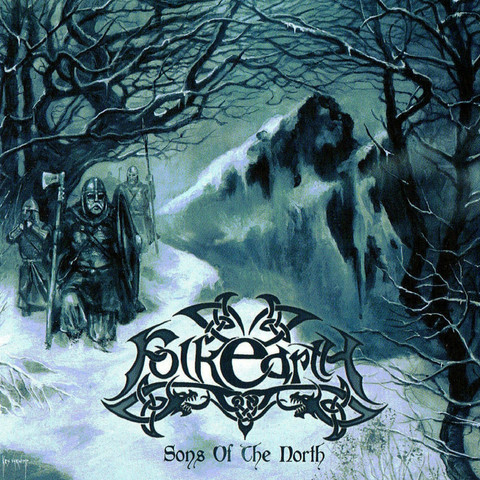 Folkearth – Sons Of The North (CD, new)