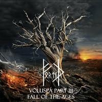 Fortíð – Völuspá Part III: Fall Of The Ages (CD, new)