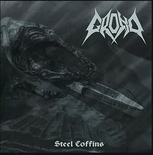 Grond – Steel Coffins (CD, uusi)