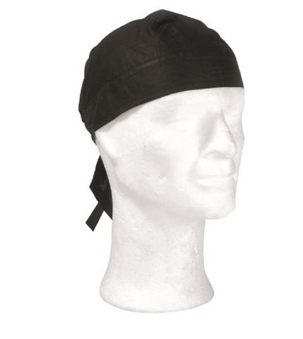 BLACK HEADWRAP