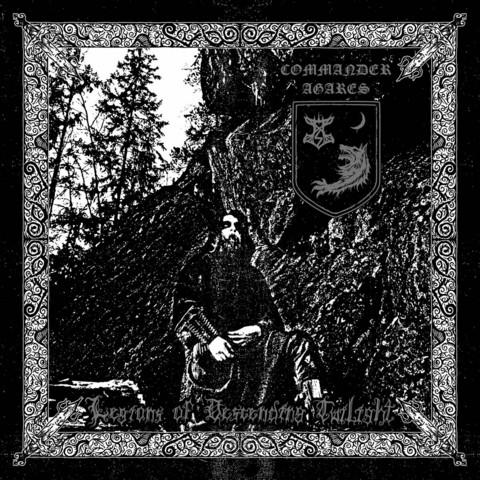 Commander Agares – Legions Of Descending Twilight (LP, uusi)