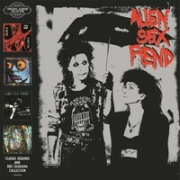 Alien Sex Fiend – Classic Albums And BBC Sessions Collection (CD, uusi)