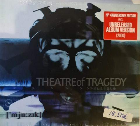 Theatre Of Tragedy – ['mju:zɪk] (CD, new)