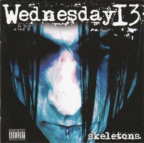 Wednesday 13 – Skeletons (CD, new)