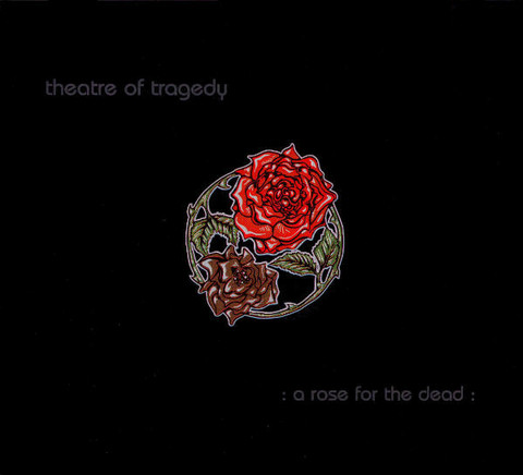 Theatre Of Tragedy – A Rose For The Dead (CD, new)