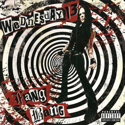 Wednesday 13 – Fang Bang (CD, new)