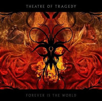 Theatre Of Tragedy – Forever Is The World (CD, new)