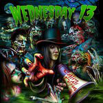 Wednesday 13 – Calling All Corpses (CD, uusi)