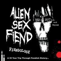 Alien Sex Fiend – Fiendology (CD, new)