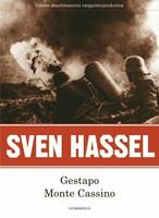 Sven Hassel - Gestapo & Monte Cassino (käytetty)