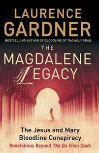 Gardner Laurence - The Magdalene Legacy (used)
