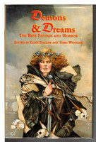 Demons & Dreams: The Best Fantasy and Horror 1 by Ellen Datlow (käytetty)