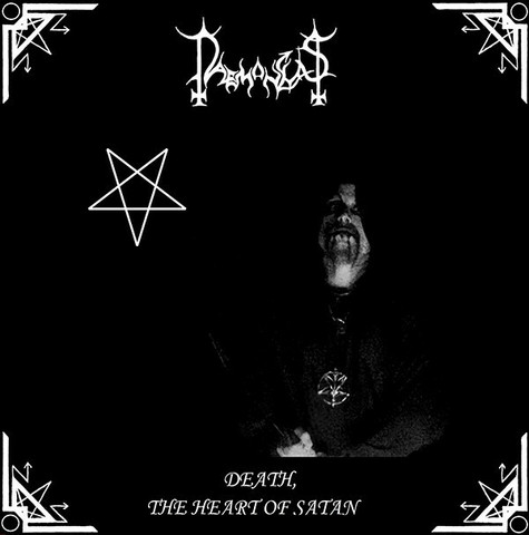 Daemonlust – Death, The Heart Of Satan (CD, uusi)