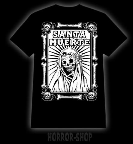 Santa Muerte t-paita