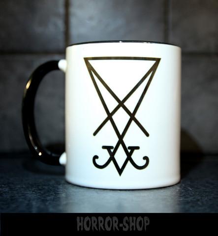 Sigil of Lucifer -mug