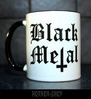 Black Metal -mug