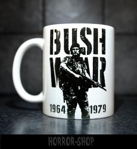 Bush war -mug