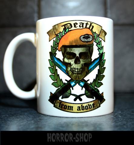 Death from above -mug