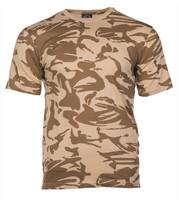 British DPM desert T-Shirt