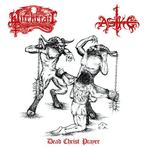 Witchcraft / Aske  – Dead Christ Prayer (LP, new)