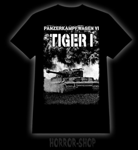 Tiger, T-shirt