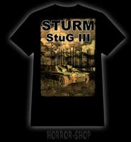 Sturm, T-shirt