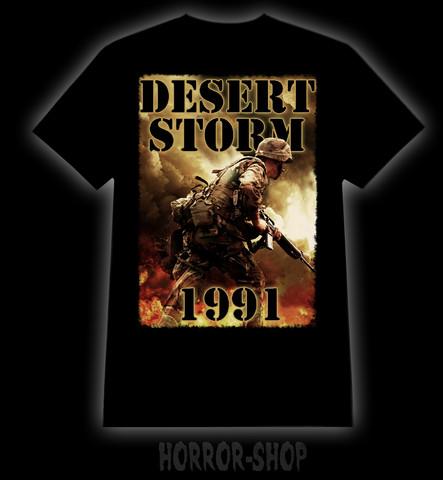 Desert storm 1991, T-shirt