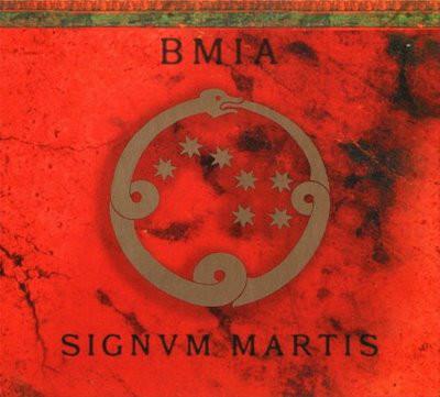 B.M.I.A. - Signvm Martis (CD, new)