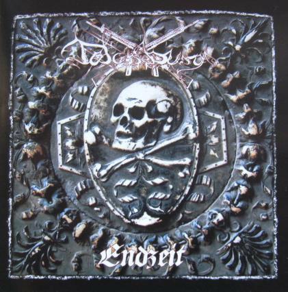 Totenburg – Endzeit (CD, new)