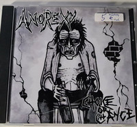 Anorexy - Choice or Chance (CD, käytetty)