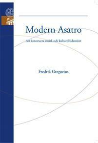 Fredrik Gregorius - Modern Asatro (used)