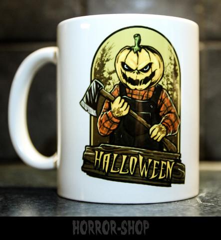 Murder pumpkin -Mug