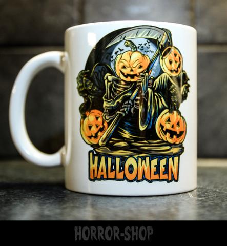 Pumpkin King -Mug