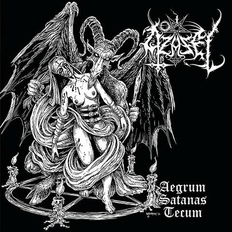 AZAZEL - Aegrum Satanas Tecum (LP, uusi)