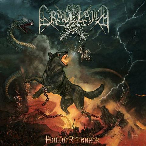 GRAVELAND -  Hour of Ragnarok (CD, new)