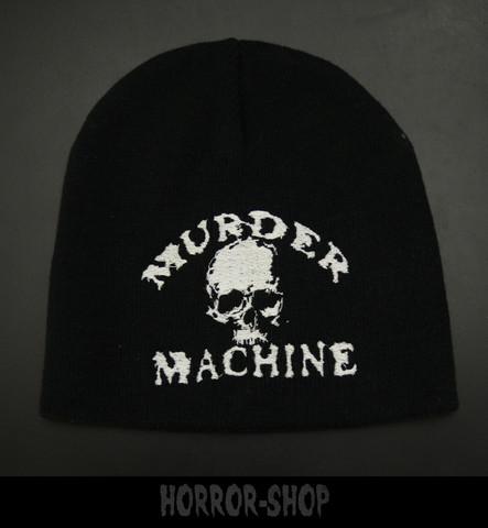 Murder Machine  -beanie