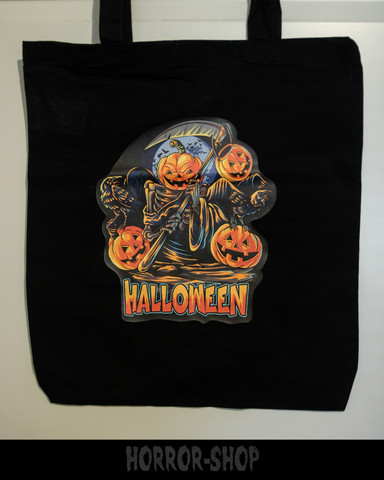 Pumpkin king -shopping bag