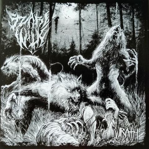 Szary Wilk – Wrath (LP, uusi)