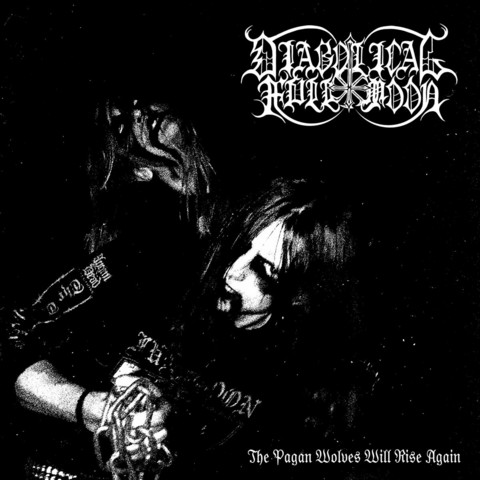 Diabolical Fullmoon – The Pagan Wolves Will Rise Again (CD, new)