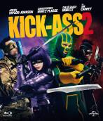 Kick-Ass 2 (DVD, käytetty)