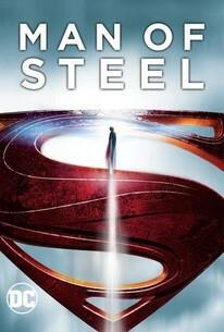 Man of Steel (Blu-ray, käytetty)